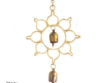 Sunrise Chime - Wind Chimes - Wind Bell - Garden Decoration - Fair Trade - Home Décor