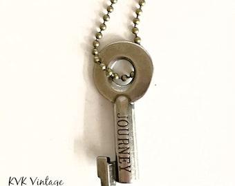 Inspiring Key Necklaces