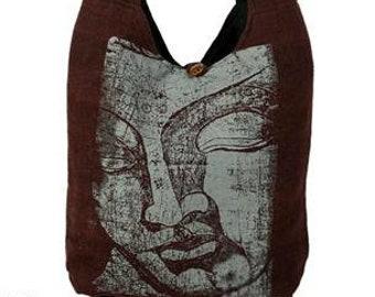 BUDDHA Crossbody Bag - Sling Bags - Fair Trade