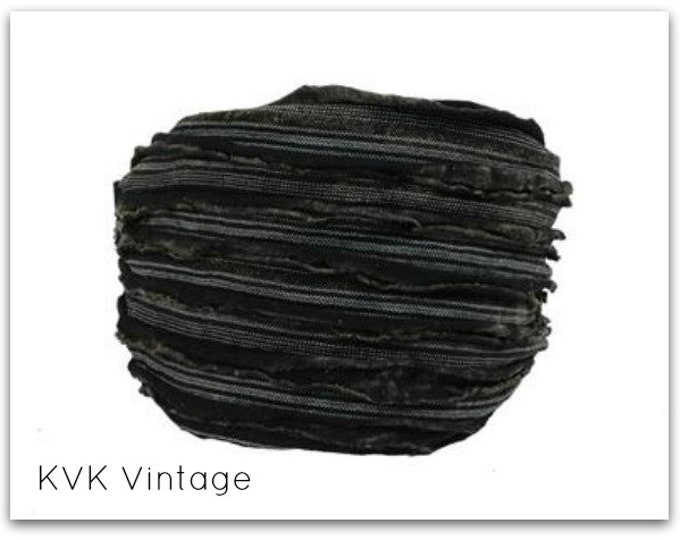 Featured listing image: Black Razor Cut Headband - BOHO Headband - Hippie Headband - Wide Headband - Hair - Accessories