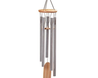 Resonant Wind Chimes - Wind Chimes - Chimes - Garden Decoration - Outdoor Living -  Wind Chime - Garden Decor -  Gardening