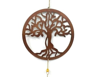 Tree of Life Chime - Wind Chimes - Garden Decoration - Fair Trade - Home Décor