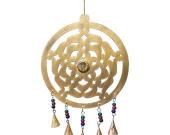 Celtic Chime - Wind Chimes - Wind Chimes - Garden Decoration - Fair Trade - Home Décor
