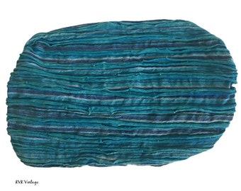 Turquoise Striped Headband - Boho Headband - Bohemian Headband - Headbands for Women - Hippie Headband