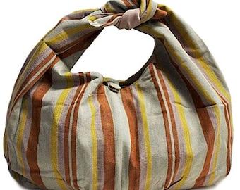 Tie Bunch Hobo Bag - Hobo Bags - Boho Bag - Handmade Bag
