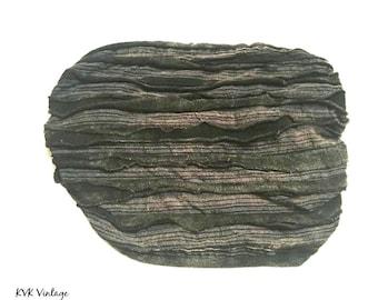 Black Striped Headband - Boho Headband - Bohemian Headband - Headbands for Women - Hippie Headband