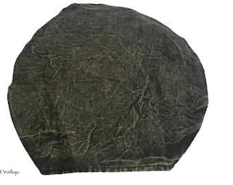 Black Stone Wash Headband - Boho Headband - Bohemian Headband - Headbands for Women - Hippie Headband