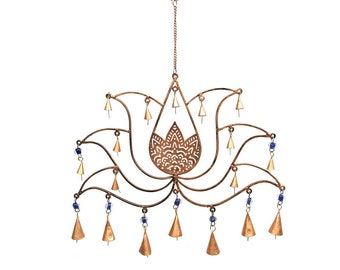 Neel Kamal Chime - Wind Chimes - Garden Decoration - Fair Trade