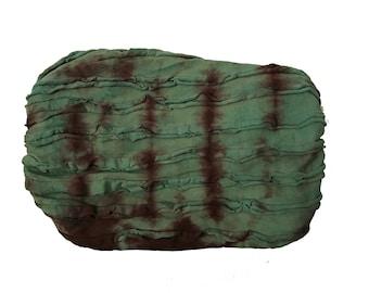 Turquoise Tie Dye Headband - Boho Headband - Bohemian Headband - Headbands for Women - Hippie Headband