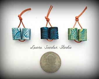 Earrings, Earring Components, Beads, Accent Beads, Handmade Supply, Polymer Clay, Boho, Bohemian, Leaf, flower, Gift Women, Gift for Her,