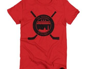 huge selection of bc562 58bed Dc capitals shirt   Etsy