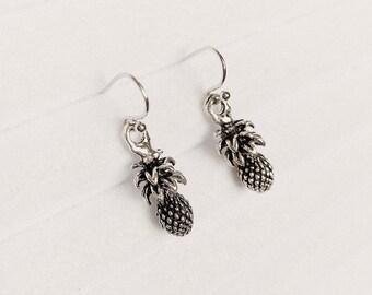Pineapple 3D Earrings | Pineapple Gift | Festival | Summer | Tropical | Boho Jewelry | Pineapple Jewellery  | Gift Idea