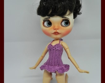 Swimwear for Pullip, Azone and Blythe with jointed body