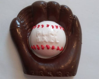 SPORTS Mix  Chocolate Candy  Mold  Bowling baseball Hokey Football Basketball