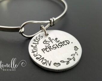Activist Necklace Feminist Jewelry Resist Resist Etsy