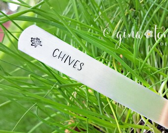 Garden Markers, Herb Markers, Plant Markers, Gardener Gift, Customized Garden Markers, Plant Labels, Garden Labels, Mothers Day Gift