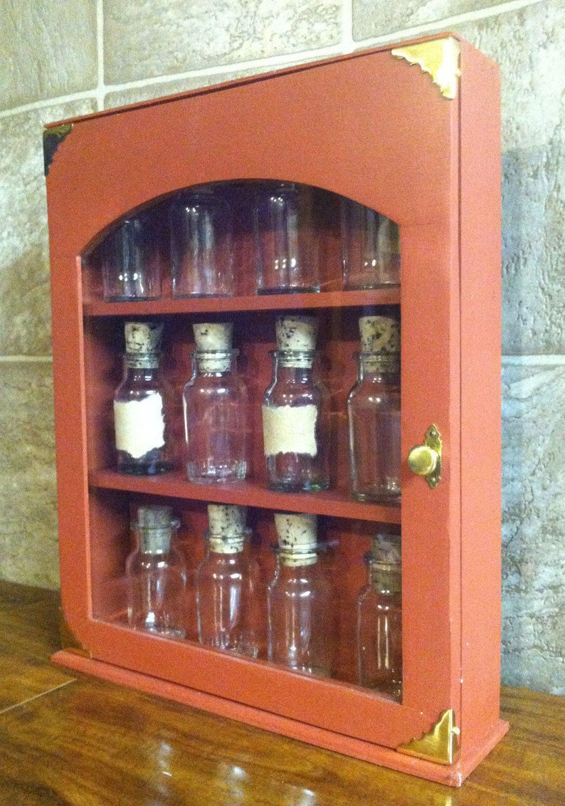 Witch's Potion or Herb Cupboard
