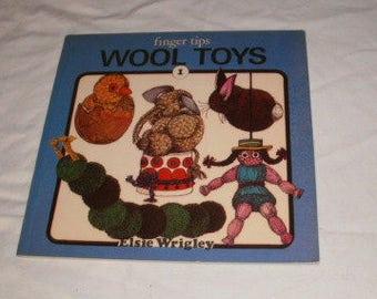Finger Tip Wool Toys