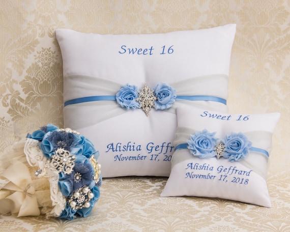 Quinceanera Sweet Sixteen pillow