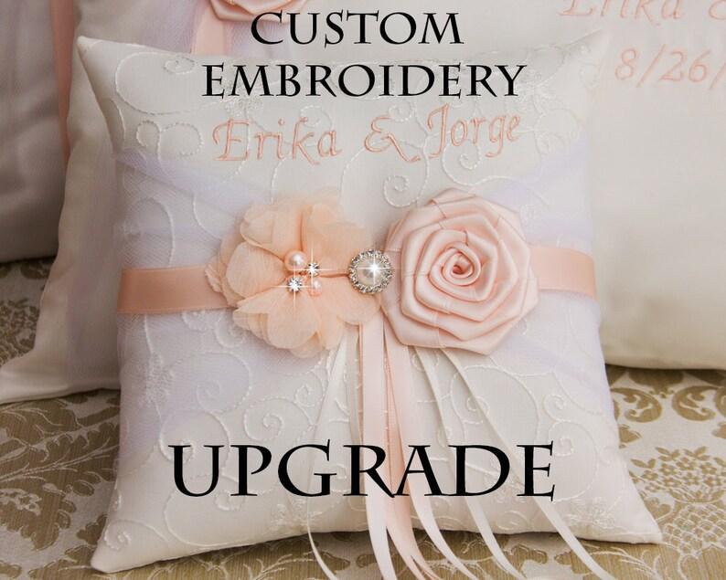 Rosy Mauve Flower Girl Basket and Ring Bearer Pillow Set Ring Bearer Pillow Wedding Pillow Flower Girl Basket Your Color Guest Book