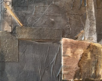 Original Abstract Mixed Media Painting By K.A.Davis