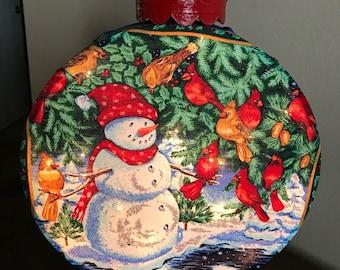 Table Top Christmas Ornament