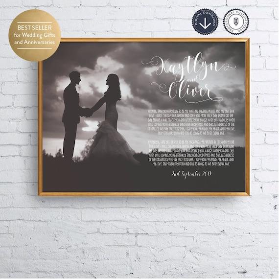 Wedding Vow Artwork