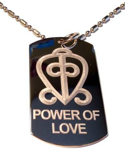 International Symbol For Power Of Love Logo Symbols Military Etsy