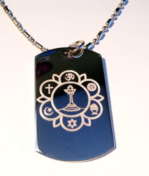 Unitarianism All Religion Religious Symbols Military Dog Etsy