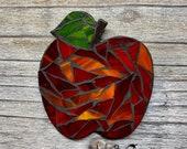 Apple Glass Mosaic