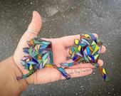 Multi Color State of Alaska glass Mosaic