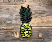 Pineapple Glass Mosaic