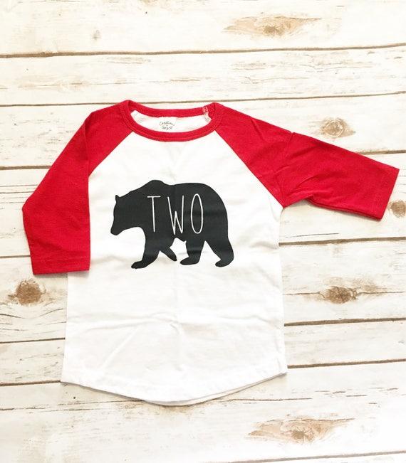 Second Birthday Boy Shirt