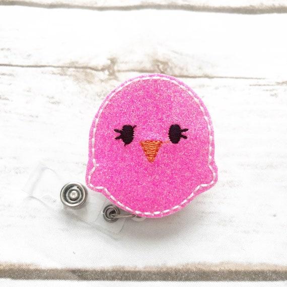 Chick Badge Reel