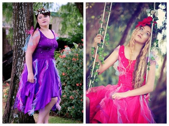 571947446794 Adult Halloween Party Fairy Costume Mardi Gras