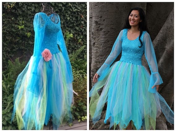 Adult And Plus Size Fairy Halloween Dress Fairy Costume
