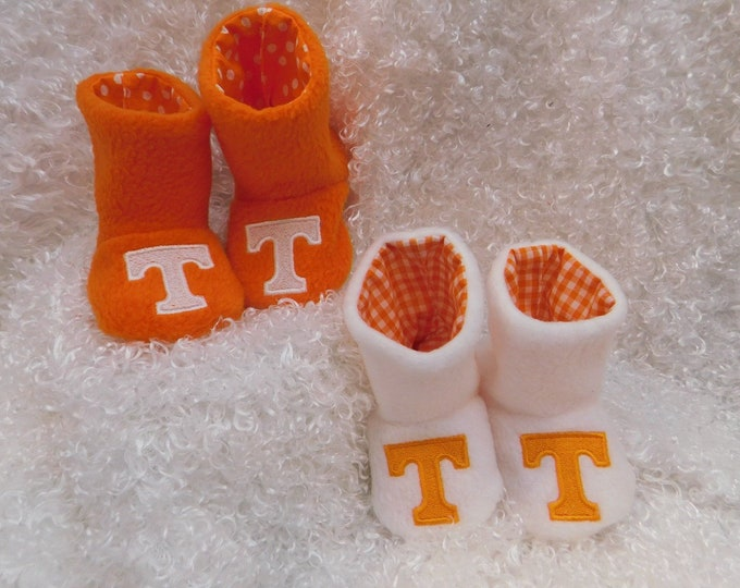 TENNESSEE VOLS Baby Boots