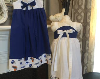 KENTUCKY BANDED TIE - Boutique Dress