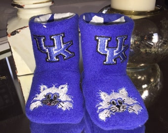 UK BABY WILDCATS Baby Boots