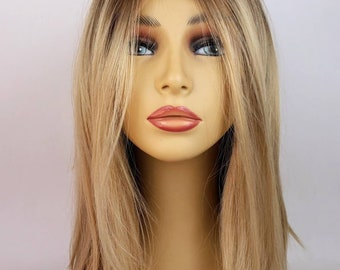 Adora She Ra Wig Blonde Updo Lace Front Etsy
