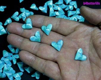 TX paper series . 999pcs Mini Size Maroon Color 3D Origami Hearts LOVE.