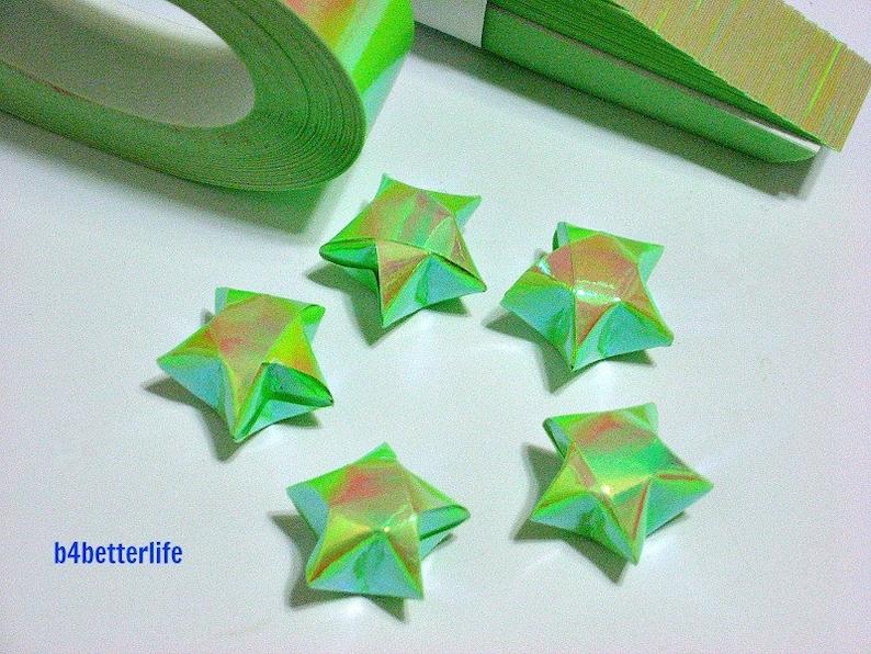 Wholesale Lucky Star Origami Paper, Glitter Powder & Luminous ... | 596x794