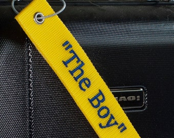 Personalized Embroidered Luggage Tags / Bag Tags