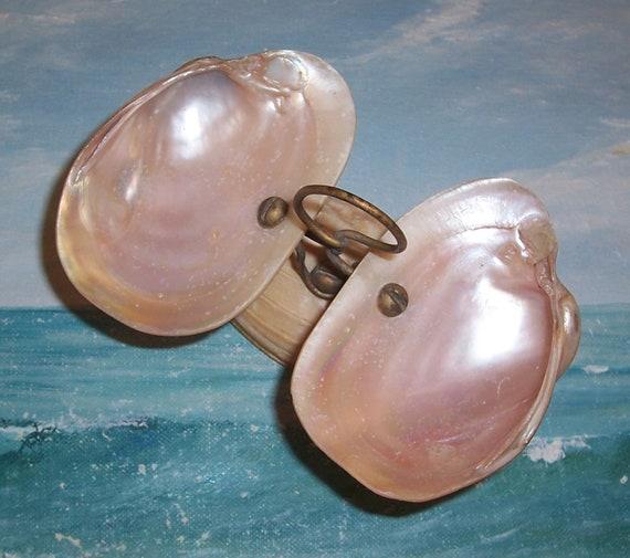 Sea Shell Jewelry Mosaic Mirror Ocean Beach by.