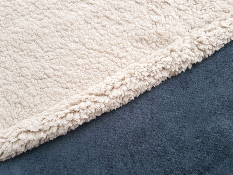 """CLOTHING FAUX SUEDE FABRIC 100/% POLYESTER SOFT 60/"""" TOFFEE DOUBLE FACE"""
