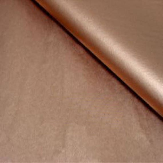Métallisé Cuivre Demballage Papier Papier De Soie Couleur Bronze