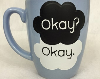 The Fault in Our Stars Inspired Mug