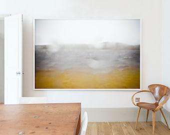 Wild weather, Scotland, Landscape, Isle of Lewis, Photograph, Ocean, Dark, Moody, Rain, Atmospheric, Window,  Home, Minimal, Print, Art