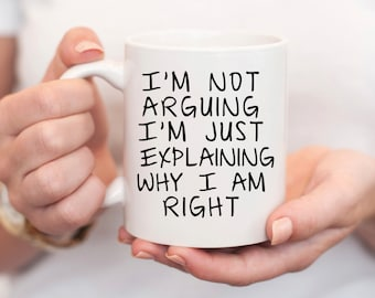 coffee mugs with funny sayings - birthday gift for men