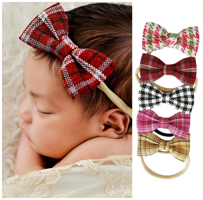 Nylon baby headbands baby headbands nylon headbandbaby girl image 0
